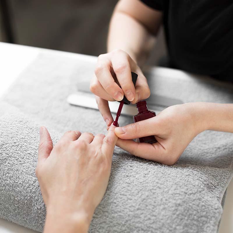 Hände und Füsse Nageldesign PROSPA Kosmetik Imst Kosmetikstudio Oberland