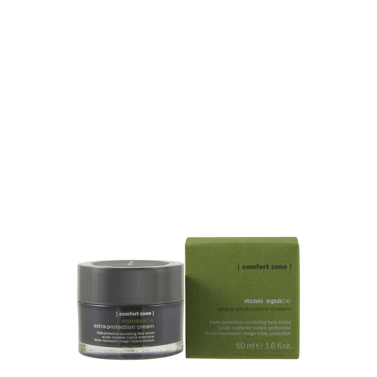 MAN SPACE EXTRA PROTECTION CREAM - Feuchtigkeitsspendende Creme