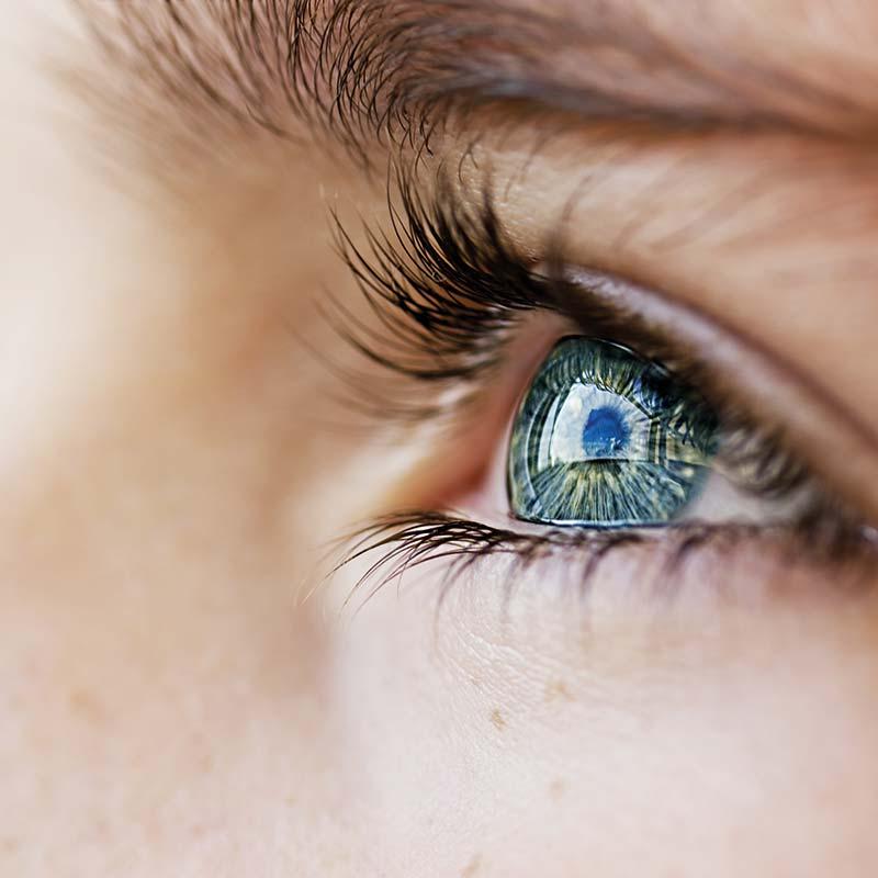 Pflege für die Augen pure Altitude PROSPA Kosmetik Imst Kosmetikstudio Oberland