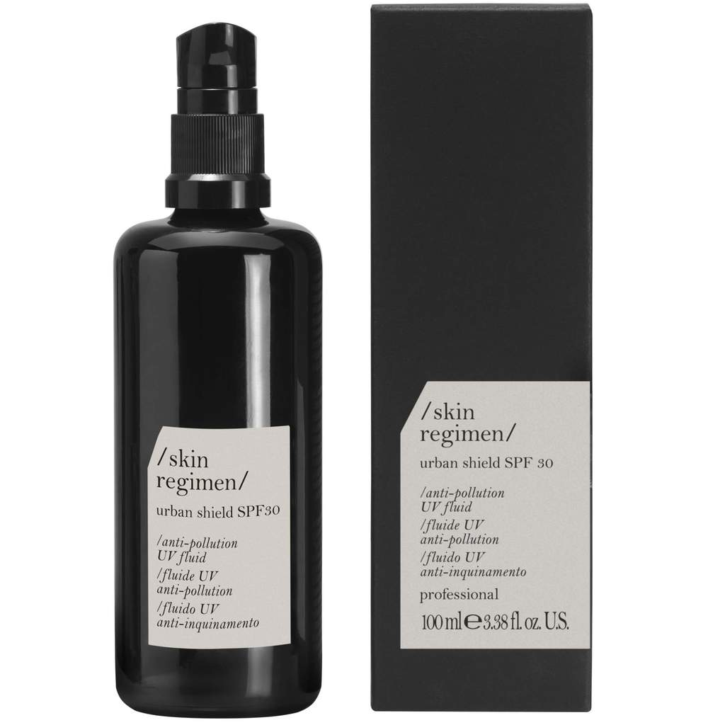 SKIN REGIMEN URBAN SHIELD SPF 30 - ANTI SMOG UV-FLUID