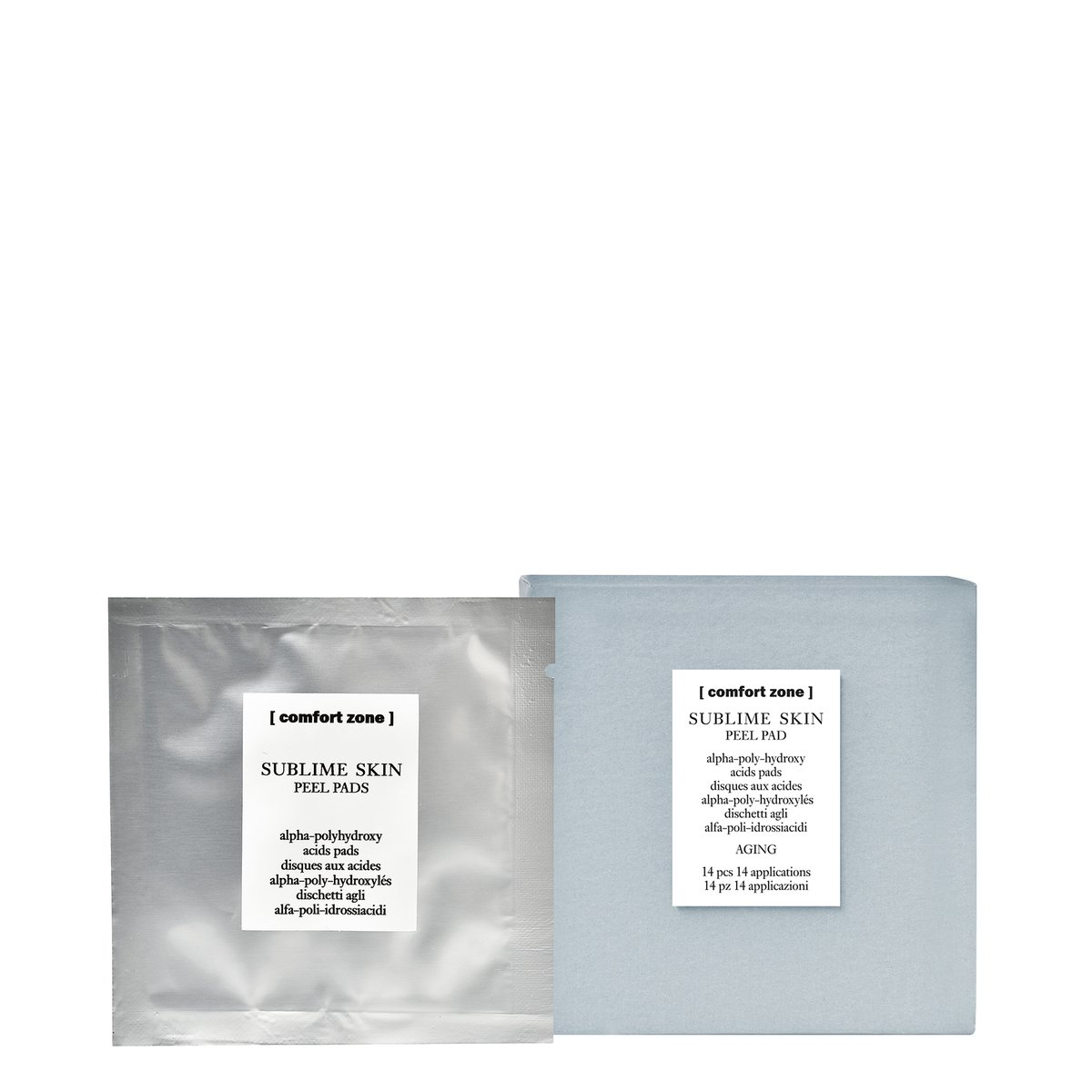 SUBLIME SKIN PEEL PAD - Alpha-Polyhydroxysäuren-Pads