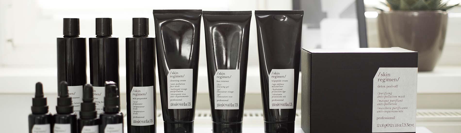 skin regimen Gesichtsbehandlungen PROSPA Kosmetik Imst Kosmetikstudio Oberland Delia Gstrein